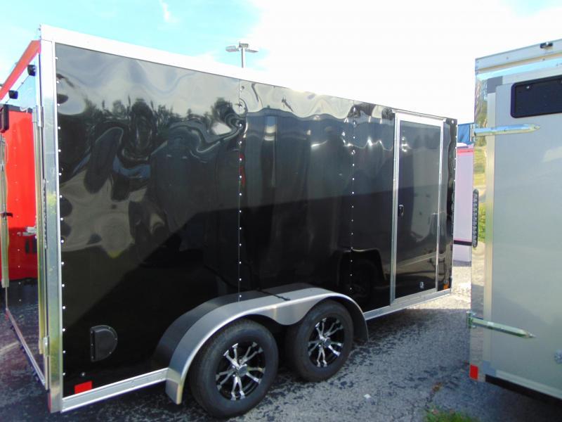 2019 Cross Trailers 7X14 Enclosed Cargo Trailer in Ashburn, VA