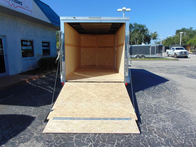 2019 Cross Trailers 7X14 Enclosed Cargo Trailer