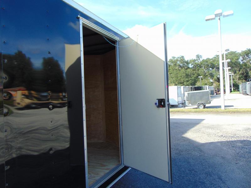 New Rock Solid Cargo 7X16TA Enclosed Cargo Trailer