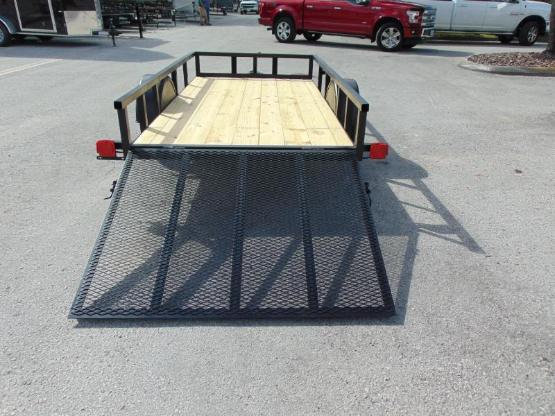 2018 Worldwide Trailer 6X12 Utility Trailer