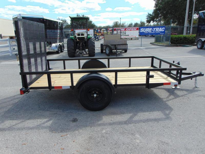 2019 Worldwide Trailer 5X10 Utility Trailer