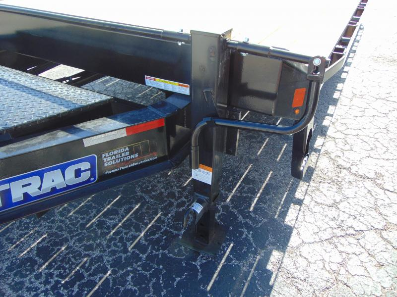2019 Sure-Trac 102X22 Deckover Tilt 15k Equipment Trailer