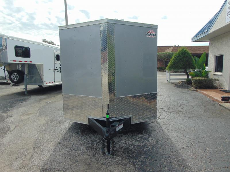 2019 Rock Solid Cargo 7X16TA Enclosed Cargo Trailer