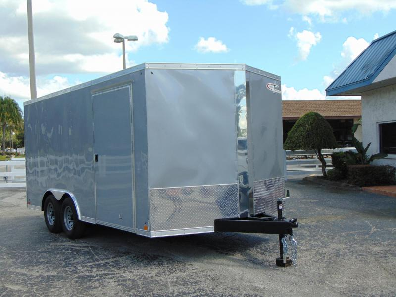 2019 Cross Trailers 8.5X16 Enclosed Cargo Trailer