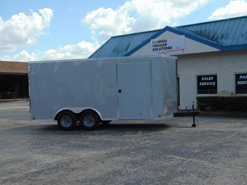 2019 Cross Trailers 8.5X16 Enclosed Cargo Trailer in Ashburn, VA