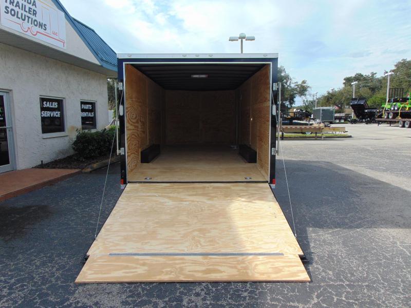 New Rock Solid Cargo 8.5X20TA  10k  Car / Racing Trailer