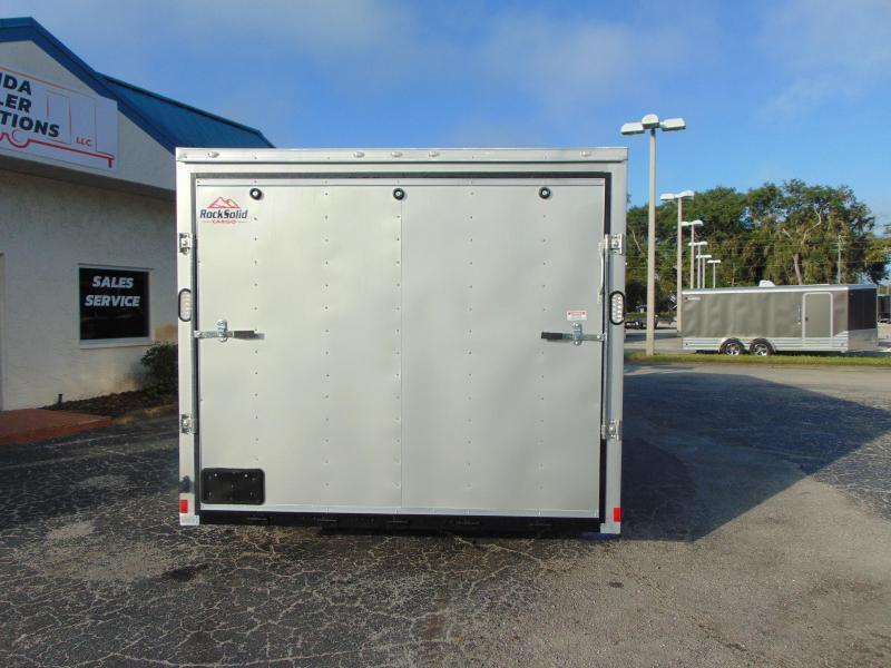 2019 Rock Solid Cargo 8.5X20 Cargo/Enclosed Trailer