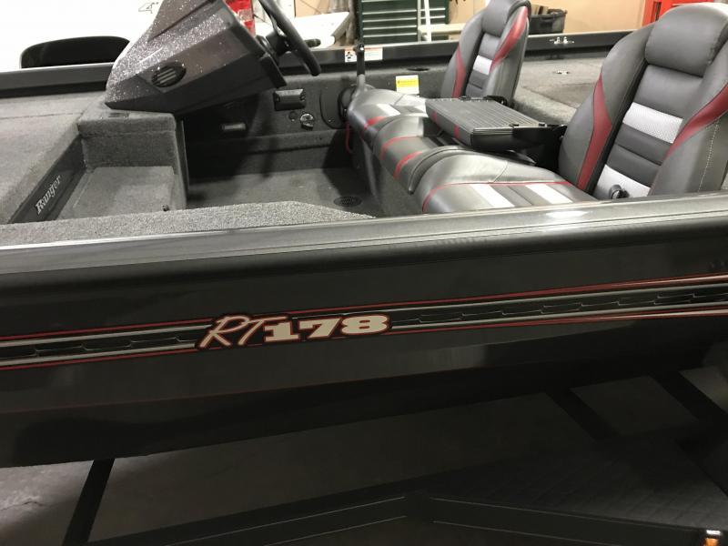 2019 Ranger RT178 Bass Boat