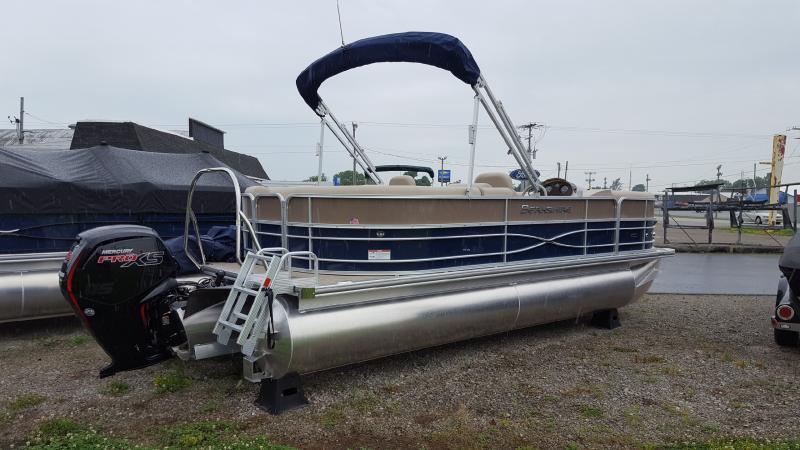 2018 Berkshire 22RFX CTS 3.0 TRIPLE TOON Pontoon Boat