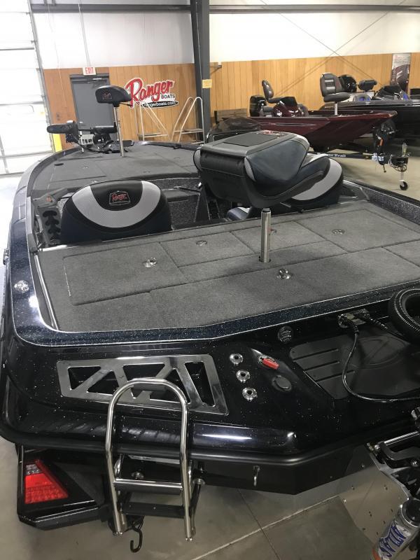 2019 Ranger Z521L Bass Boat
