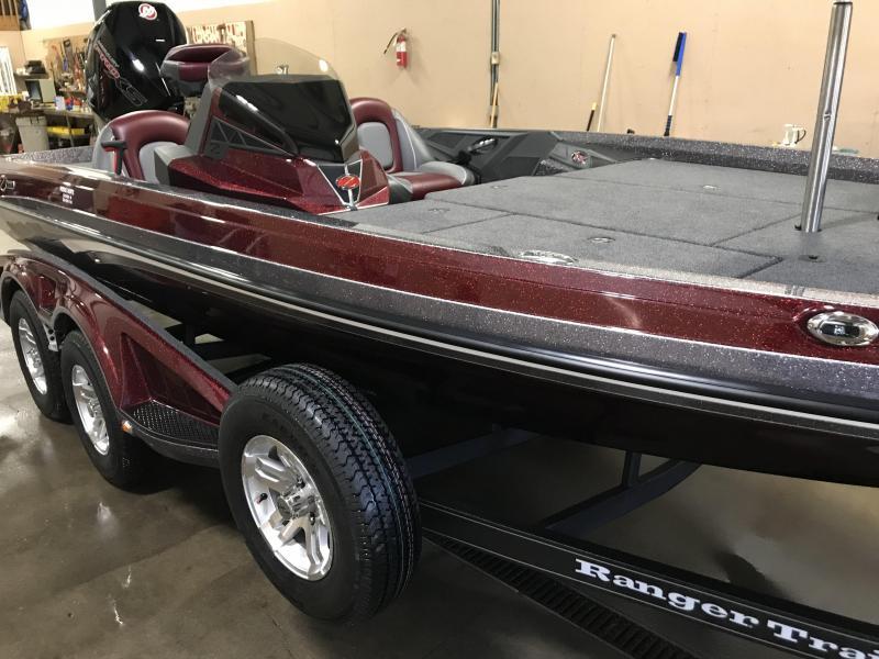 2019 Ranger Z519 Bass Boat