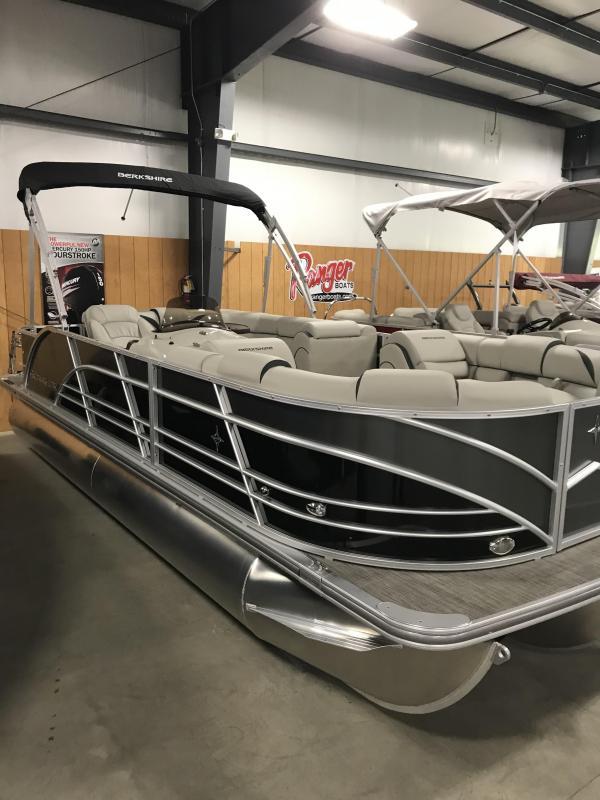 2019 Berkshire 21CL STS 3 0 TRITOON Pontoon Boat