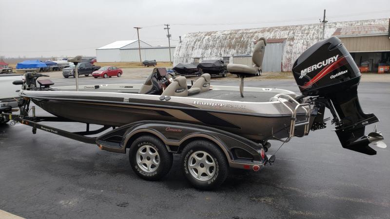 2006 Ranger 520VX Bass Boat