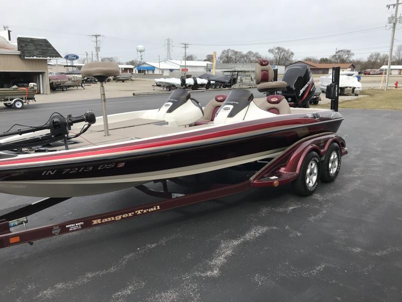 2005 Ranger Z20 Bass Boat