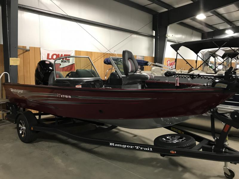 2018 Ranger VS1782WT Fishing Boat
