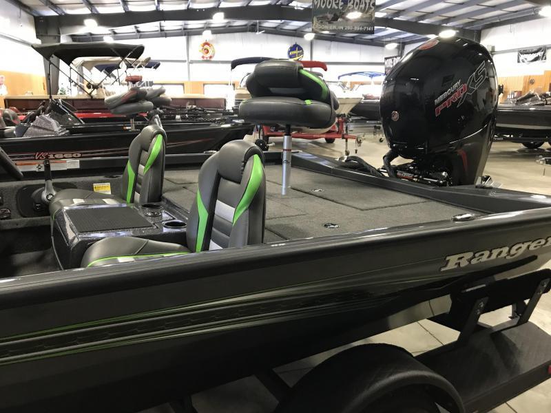2019 Ranger RT198 Bass Boat