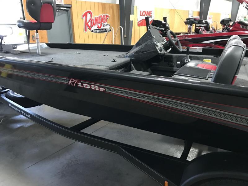 2017 Ranger RT198P Bass Boat 19'