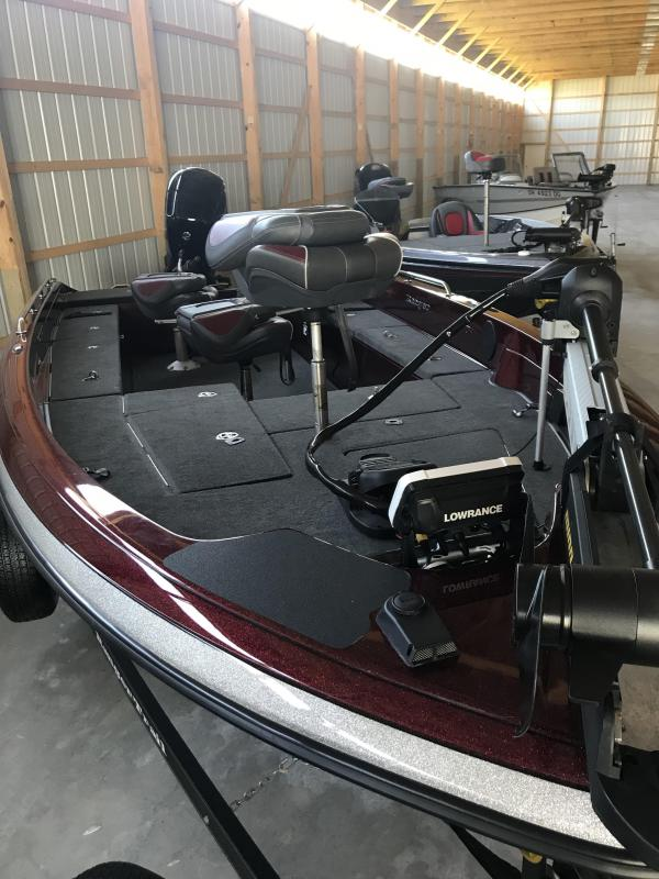2016 Ranger 618T Fishing Boat