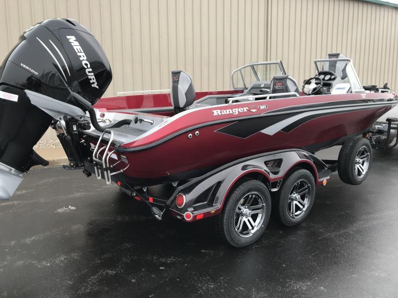 2019 Ranger 621FS Fishing Boat