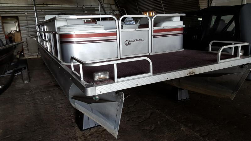 1989 Pontoon boats for Sale nj Craigslist