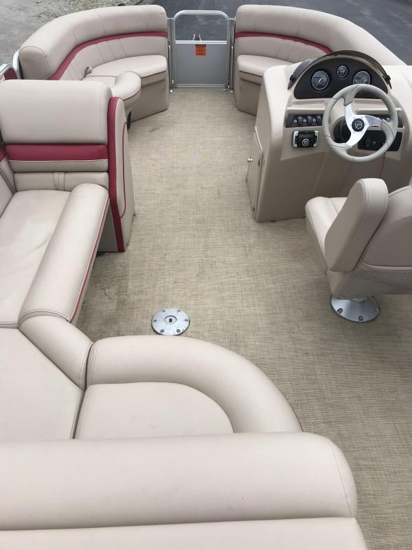 2017 Berkshire 20CL CTS Pontoon Boat