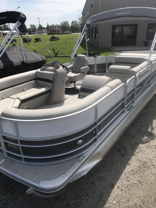 2019 Berkshire 22CLCTS 2.0 Pontoon Boat