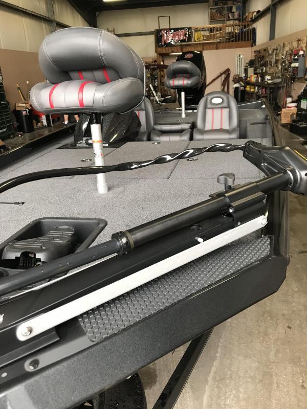 2017 Ranger RT188 Bass Boat