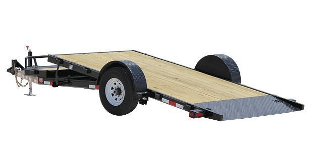 2019 PJ Trailers T1 Tilt Equipment Trailer