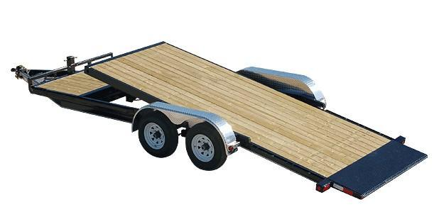 2019 PJ Trailers T5 Equipment Trailer