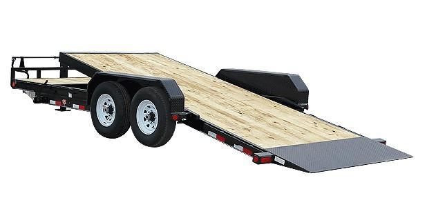2019 PJ Trailers T6 Equipment Trailer