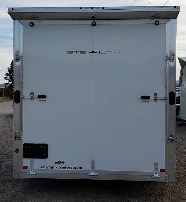 2020 Alcom-Stealth C7.5X16S Enclosed Cargo Trailer
