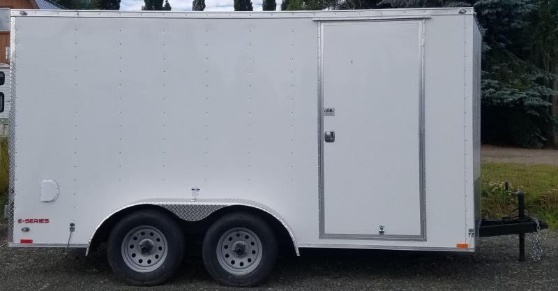 2019 Cargo Mate EHW714TA2 Econo Hauler Enclosed Cargo Trailer