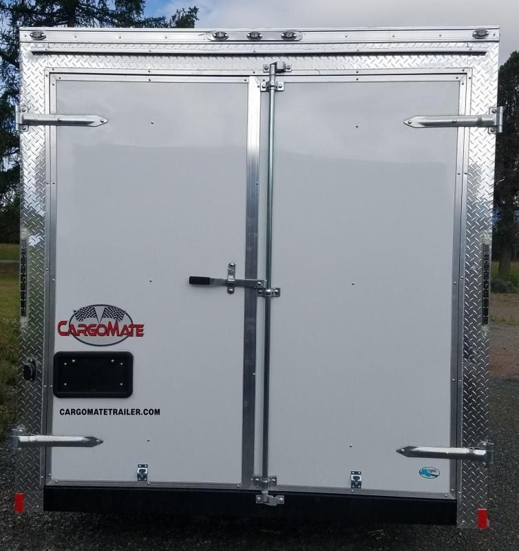 2019 Cargo Mate EHW714TA2 Econo Hauler Enclosed Cargo Trailer