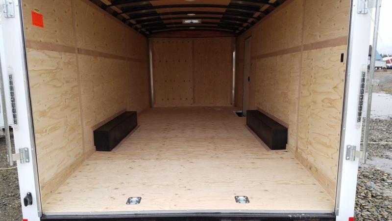 2017 Cargo Mate BL820TA3 Enclosed Cargo Trailer