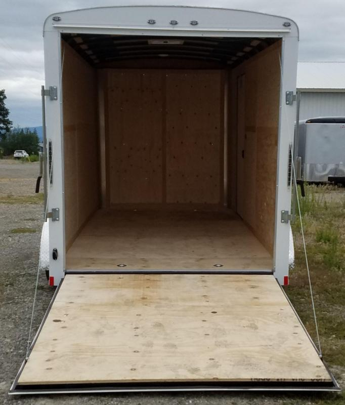 2017 Cargo Mate BL714TA2 Enclosed Cargo Trailer