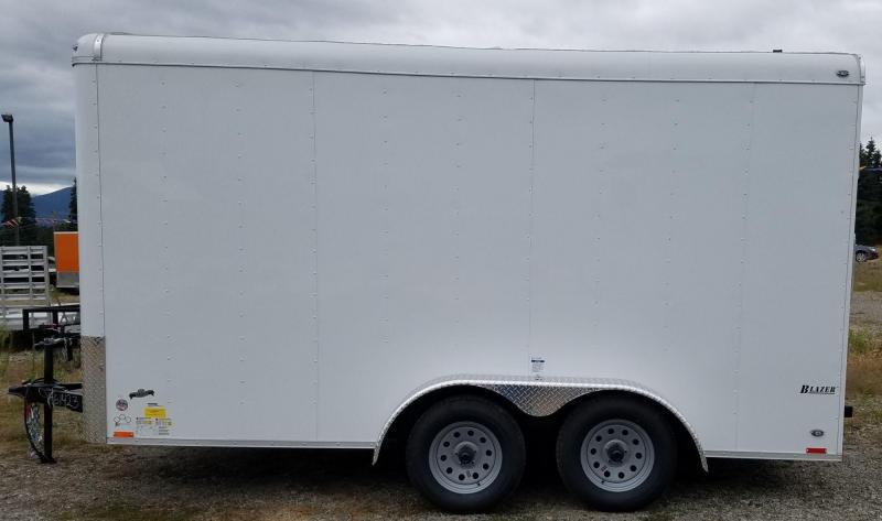 2017 Cargo Mate BL714TA2 Enclosed Cargo Trailer