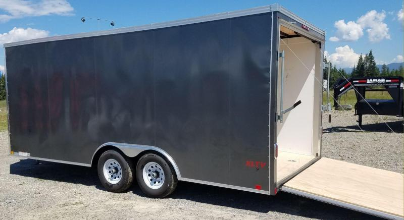 2016 United Trailers XLTV8521 Enclosed Cargo Trailer