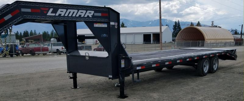 2018 Lamar Trailers FS022528 Flatbed Trailer