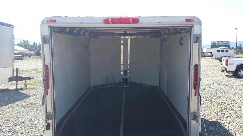 2009 Legend Manufacturing 714LRVTA Cargo / Enclosed Trailer