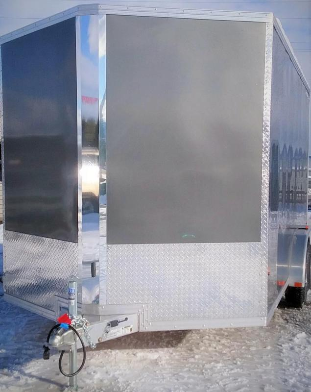 2018 Stealth Trailers Stealth C7.5x16S Enclosed Cargo Trailer