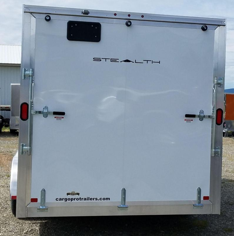 2018 CargoPro Trailers C7.5X16S Enclosed Cargo Trailer