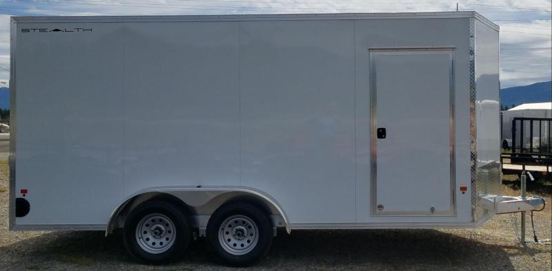 2018 CargoPro Trailers C7.5X16S Enclosed Cargo Trailer