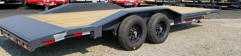 2018 Lamar Trailers H6022227 Equipment Trailer