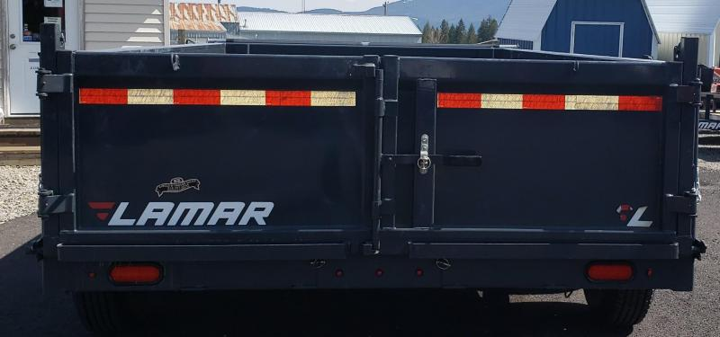 2019 Lamar Trailers DL831427 Dump Trailer