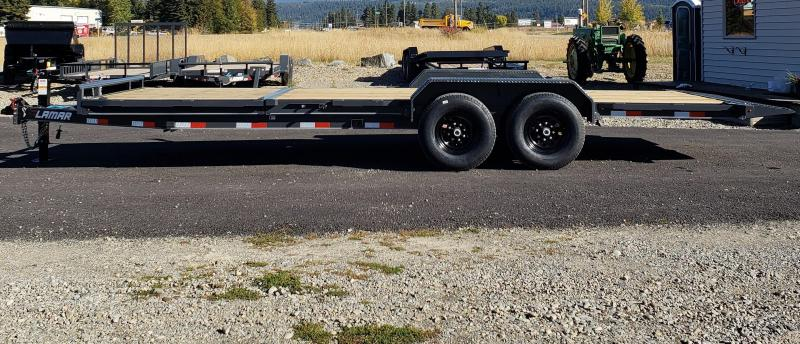 2019 Lamar Trailers TD832227 Equipment Trailer