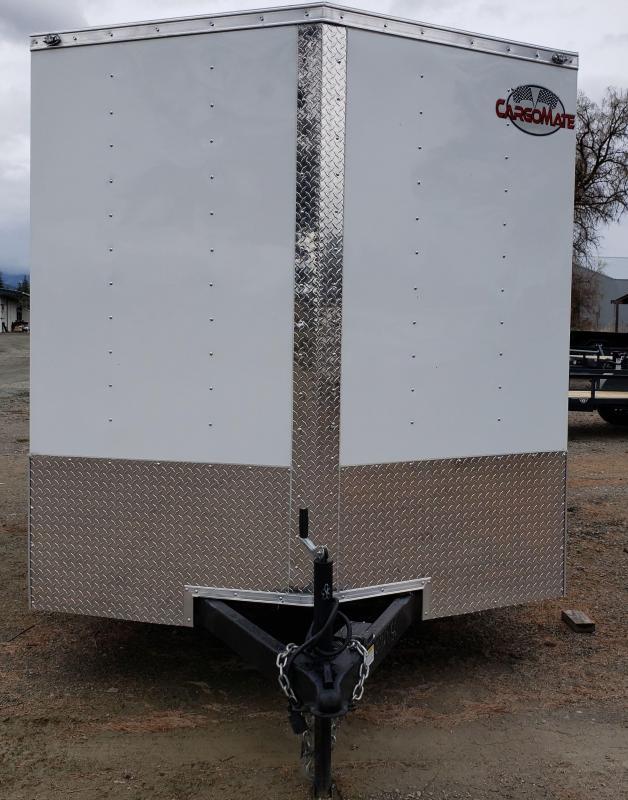 2020 Cargo Mate EHW714TA2 Enclosed Cargo Trailer