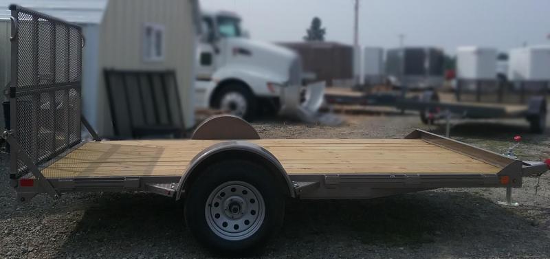 2018 Diamond C Trailers 33UVTL12x77 Utility Trailer