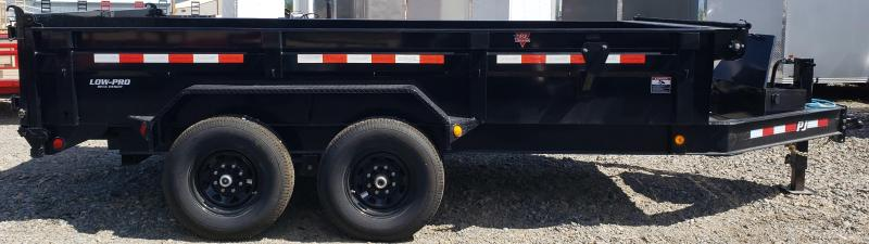 2020 PJ Trailers dla1472bssk3mp Dump Trailer