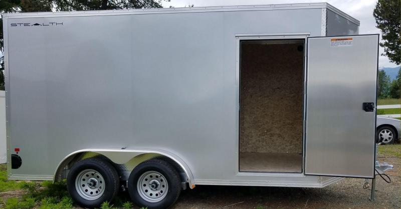 2018 CargoPro Trailers C7.5X14 Enclosed Cargo Trailer