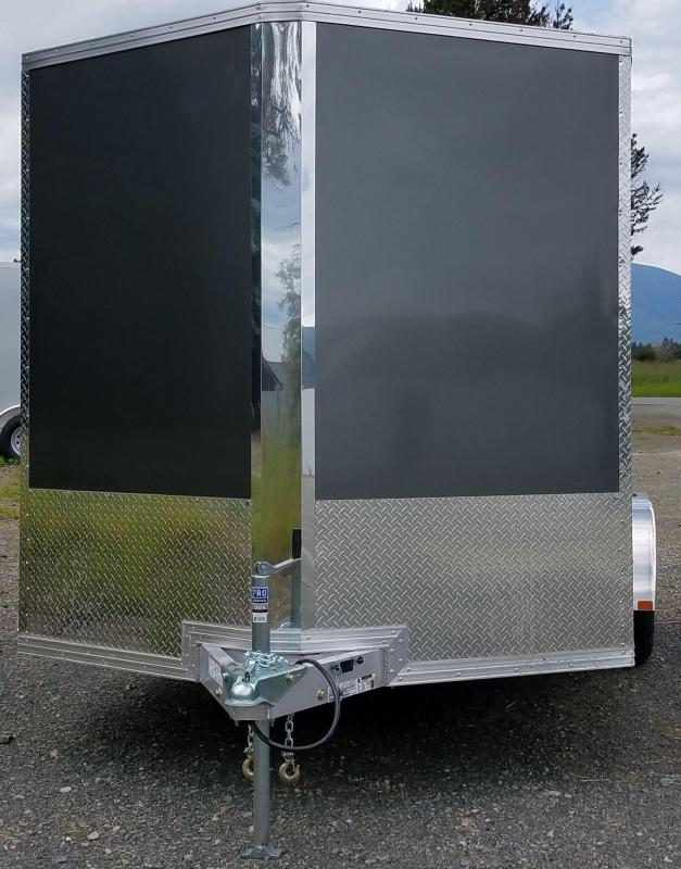 2018 CargoPro Trailers C7.5X14 Enclosed Cargo Trailer